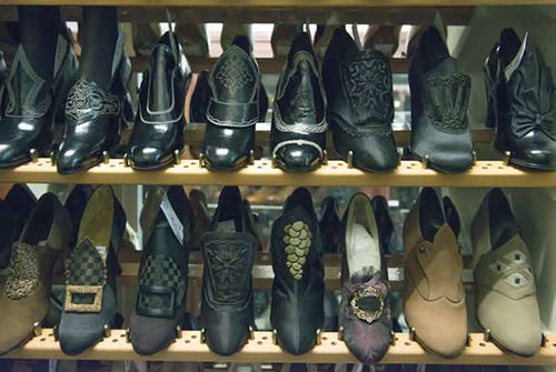 4 million pairs of shoes