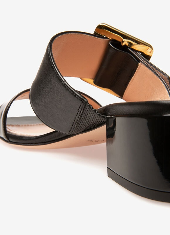 BLACK GOAT Sandals - Bally