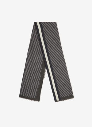 GREY MIX WOOD/SYNTH Scarves - Bally