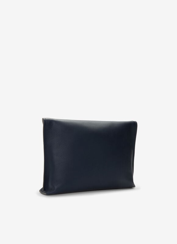 BLUE CALF Clutches and Portfolios - Bally