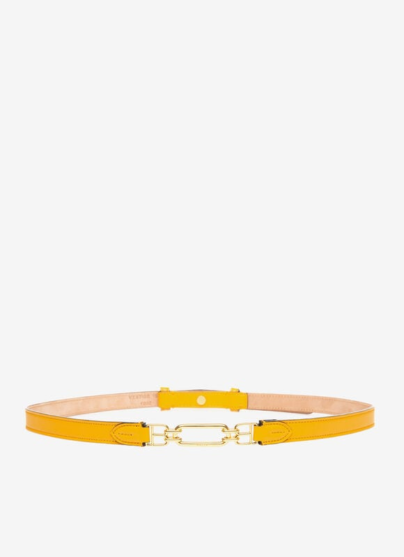 YELLOW BOVINE Belts - Bally