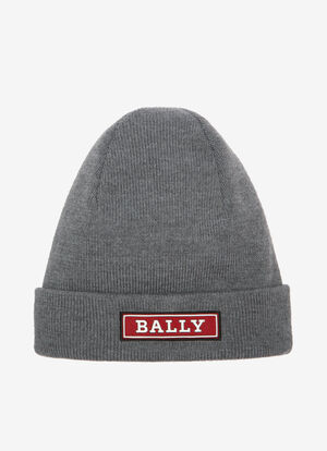GREY WOOL Accessories - Bally