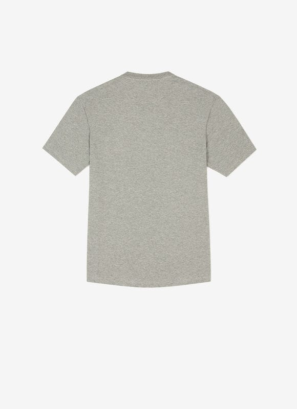 GREY COTTON Shirts and T-Shirts - Bally