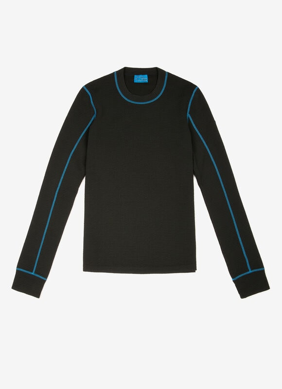 BLACK POLYESTER Tracksuits - Bally