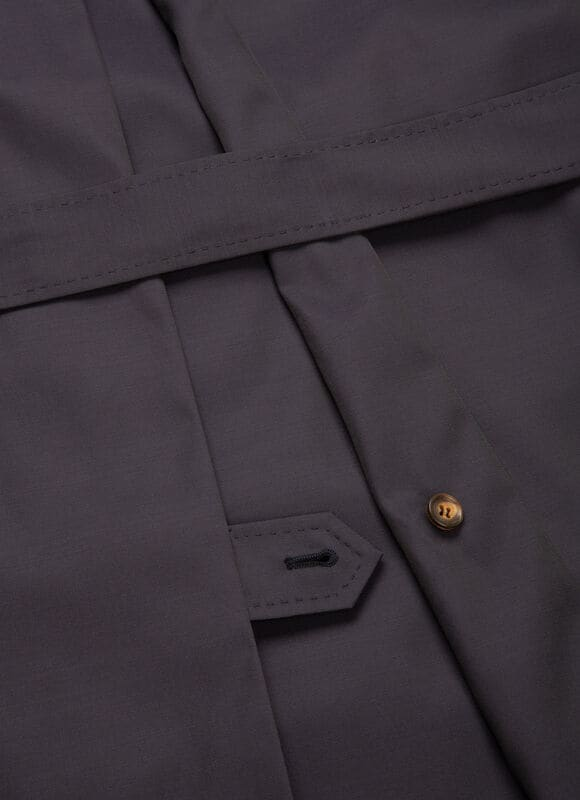 BLUE WOOL Outerwear - Bally