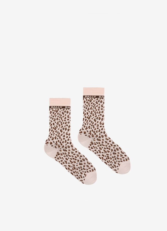 GREY MIX COTTON Socks - Bally