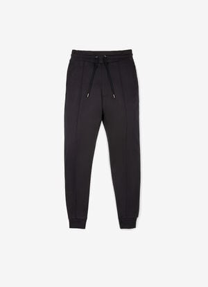 BLUE MIX COTTON Pants - Bally