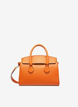 ORANGE CALF Bags - Bally