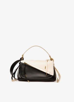 BLACK CALF Top Handle Bags - Bally