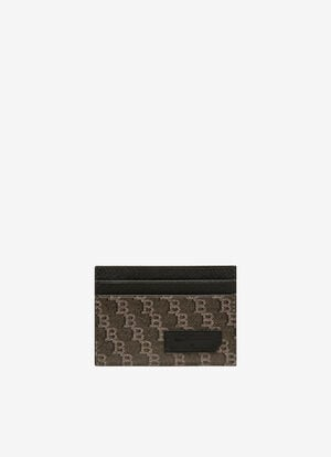 GREEN SYNTHETIC Wallets - Bally