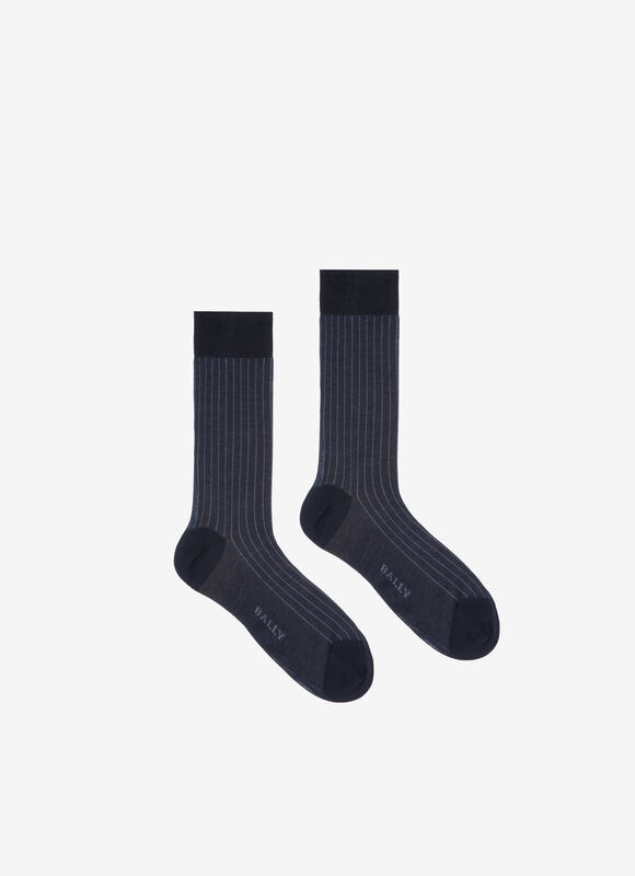 BLUE COTTON Socks - Bally