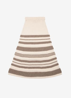 NEUTRAL COTTON Dresses and Skirts - Bally
