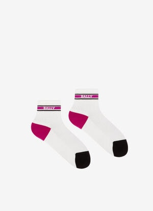 PINK MIX COTTON Socks - Bally