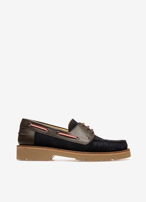 BLUE CALF Lace-Ups and Monks - Bally