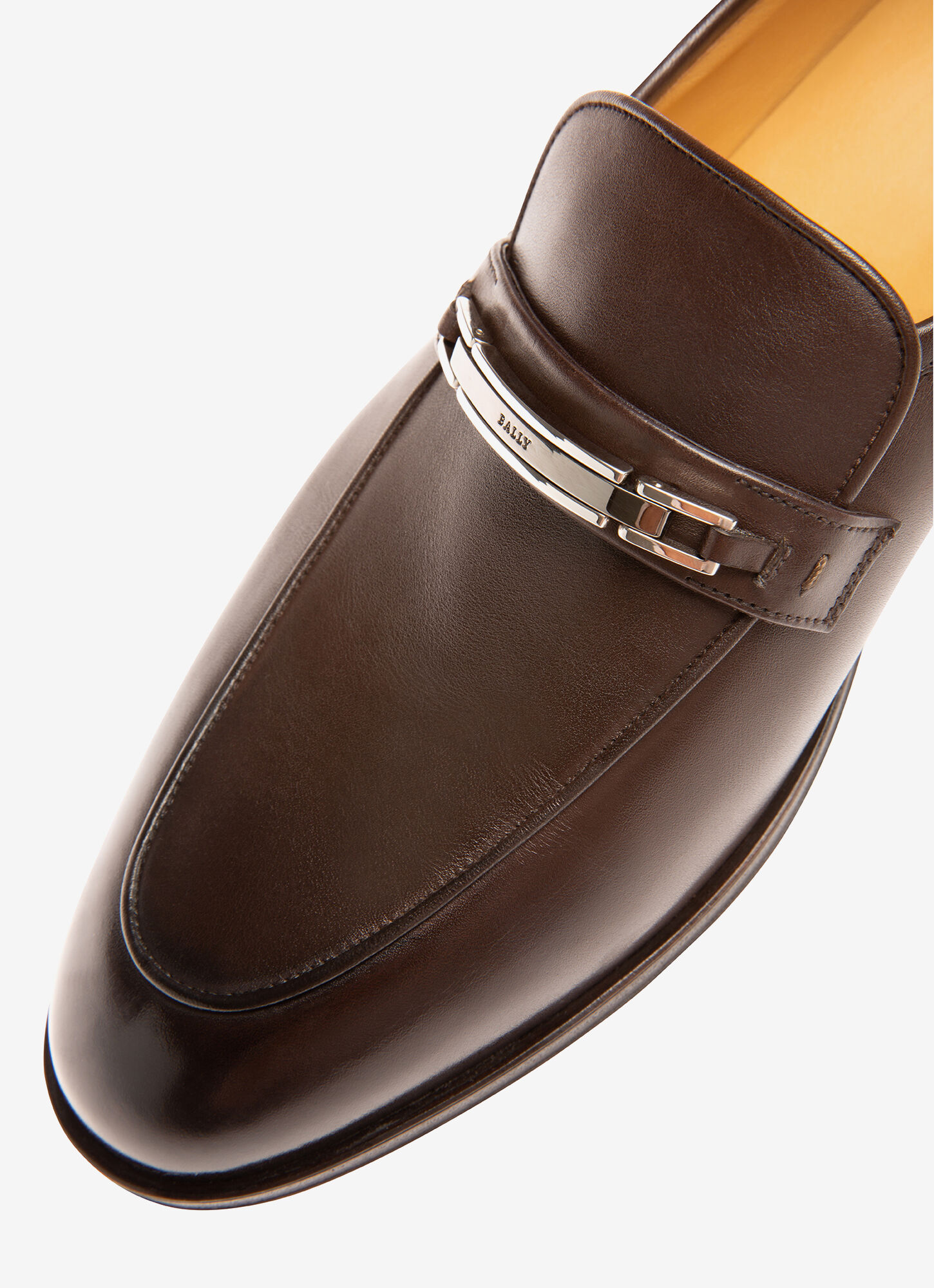 Welington| Mens Loafers | Brown Leather