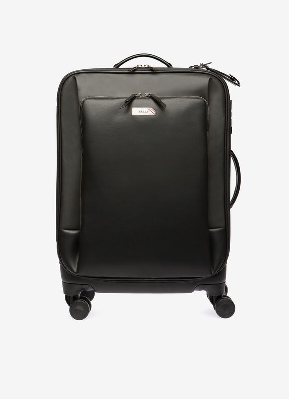 BLACK FABRIC Travel Bags - Bally