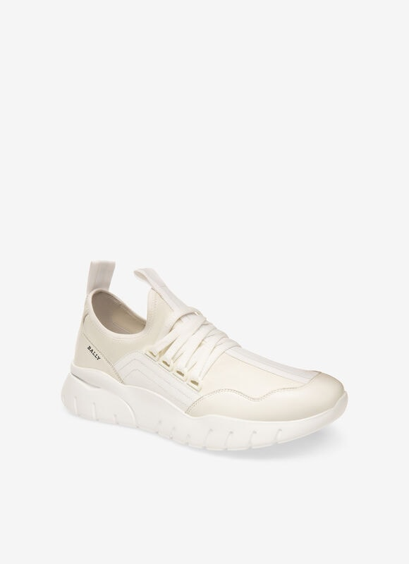 WHITE LAMB Sneakers - Bally