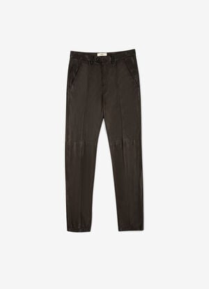 BLACK LAMB Pants - Bally
