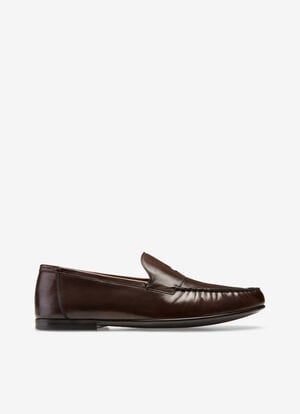 BROWN BOVINE Loafers and Moccasins - Bally