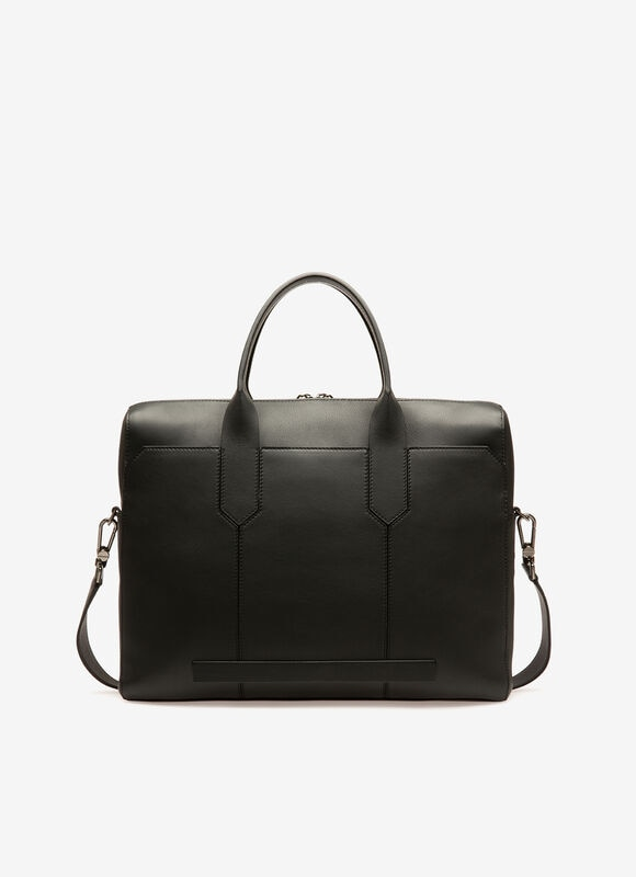 BLACK CALF Business Bags - Bally
