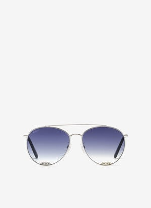 BLUE METAL Sunglasses - Bally