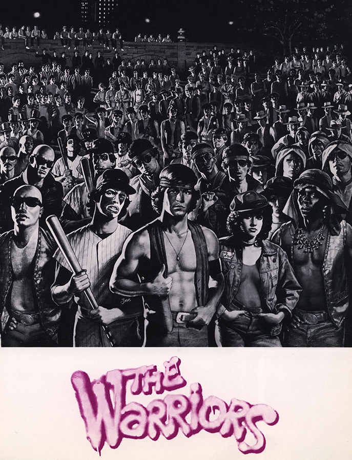 The Warriors reflected 1980s gang culture in New York.
