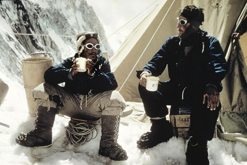 Tenzing Norgay's Everest Camp