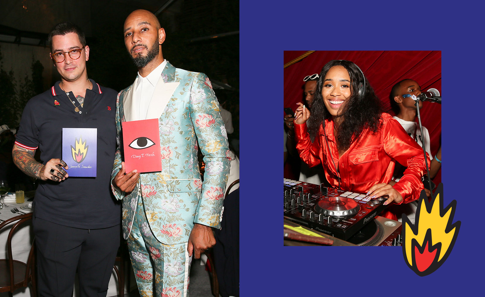 CELEBRATING THE BALLY COLLECTIVE CURATED BY SWIZZ BEATZ