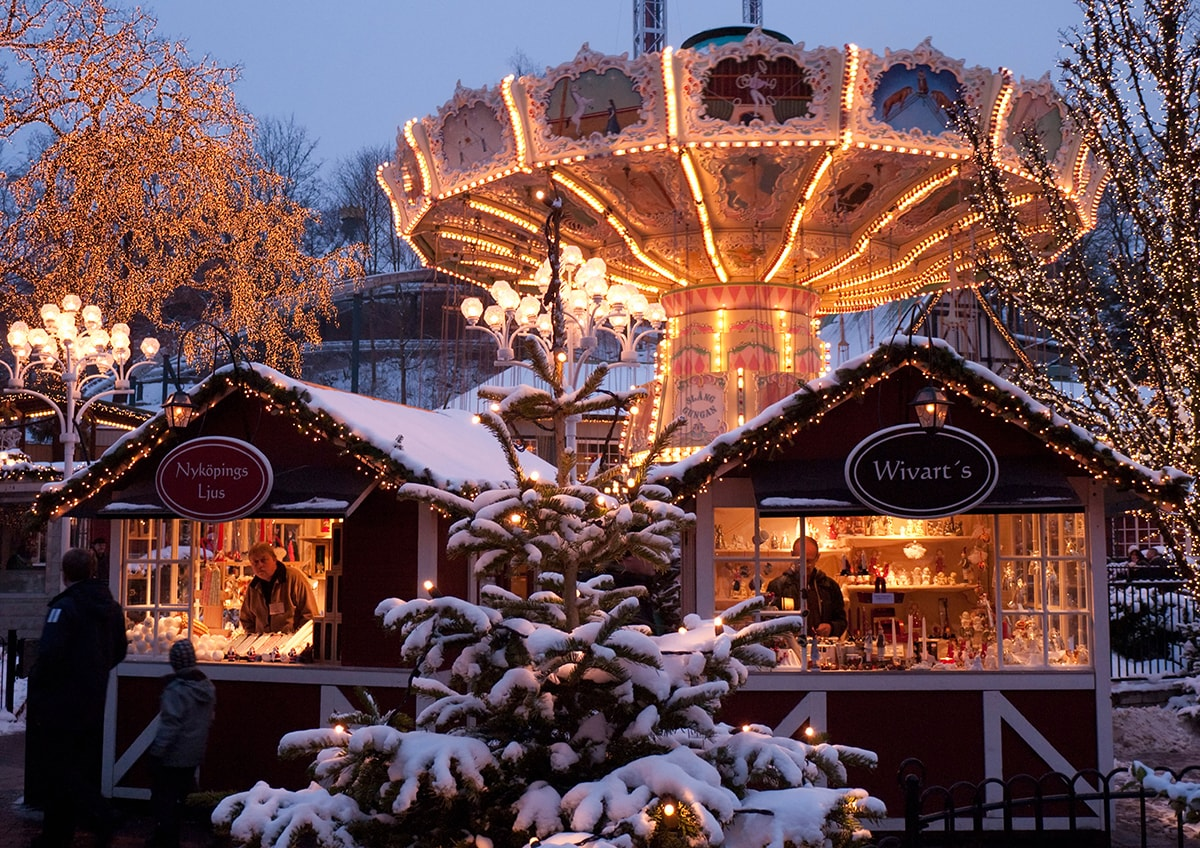 Bryant Park Christmas Market.The World S Best Christmas Markets