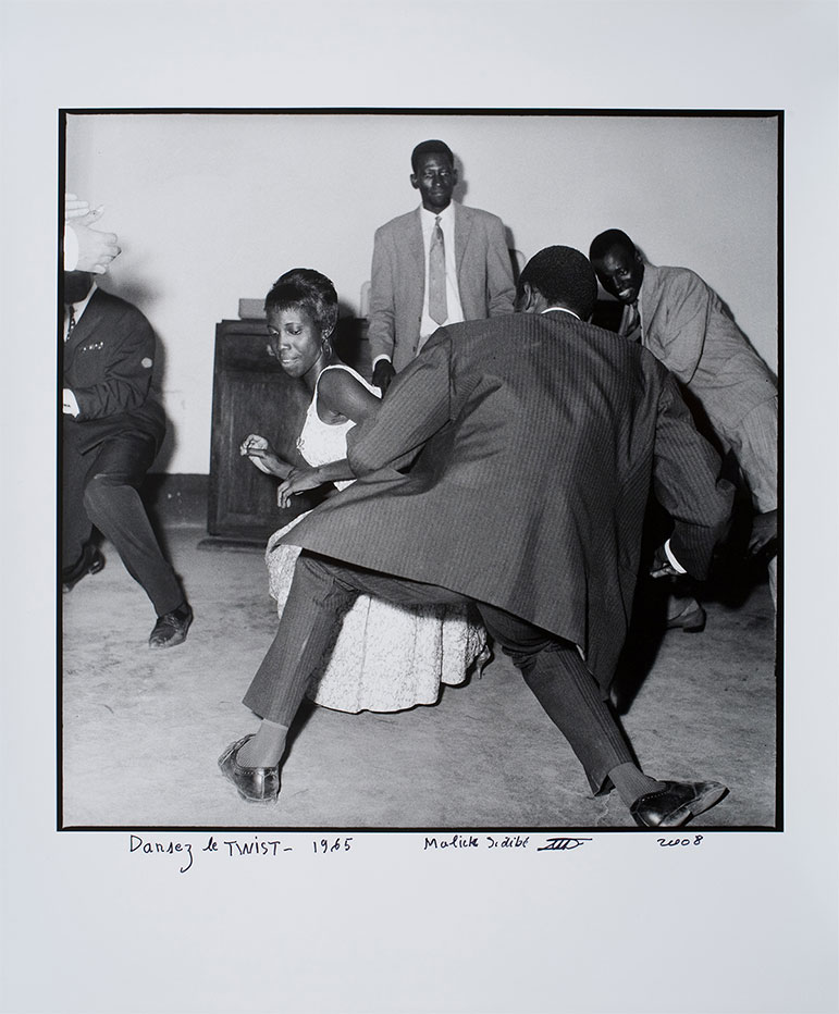 City chic: Malick Sidibé