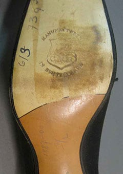 Women's Shoes Receive The Crest