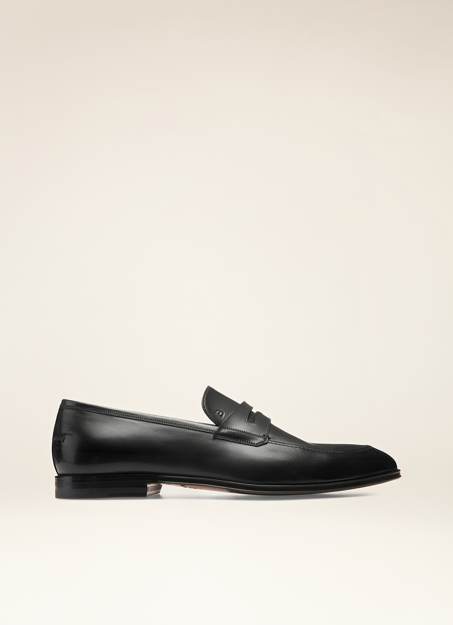327315f0af4 BLACK CALF Loafers - Bally